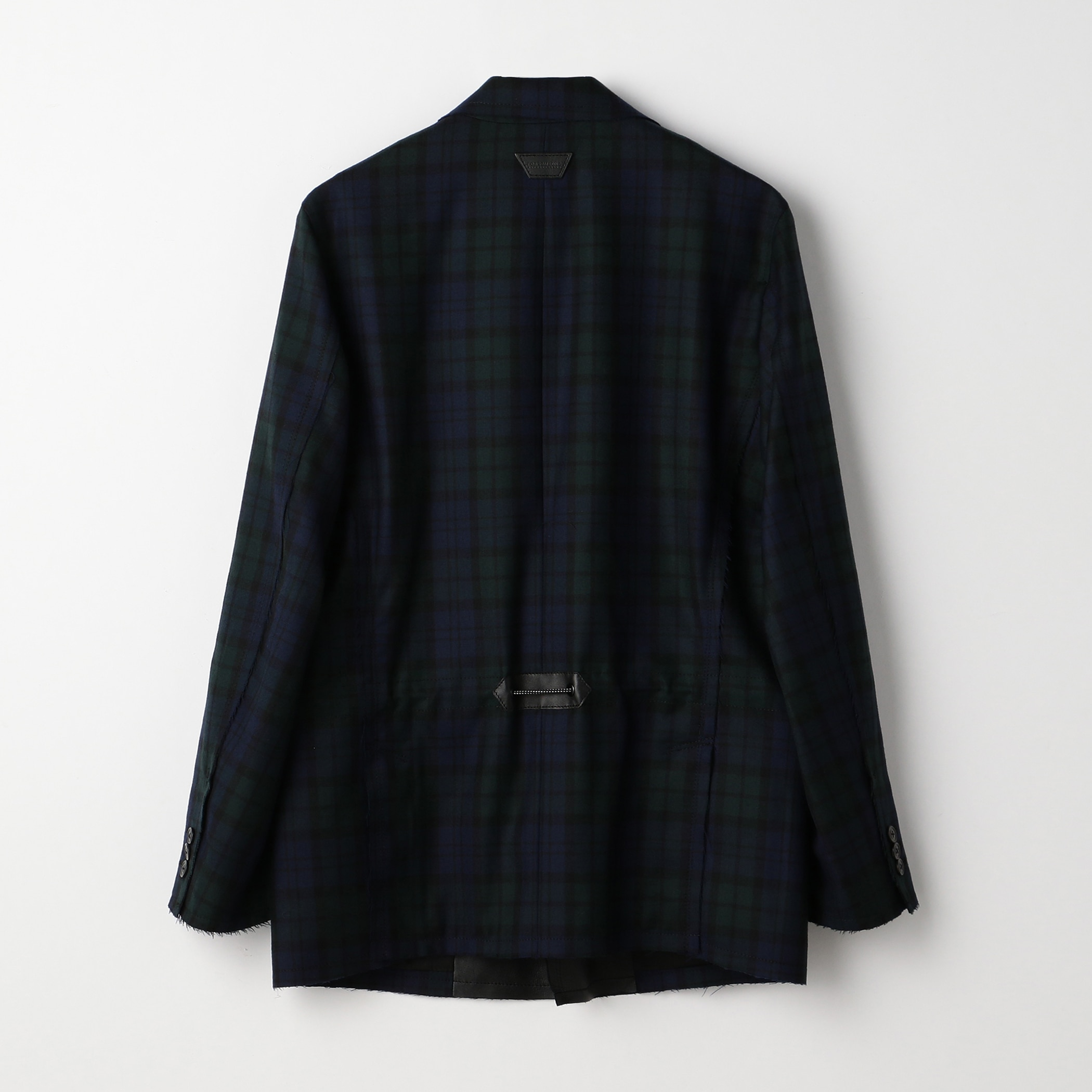 FUNCTION TAILORED JACKET 詳細画像 Green 3