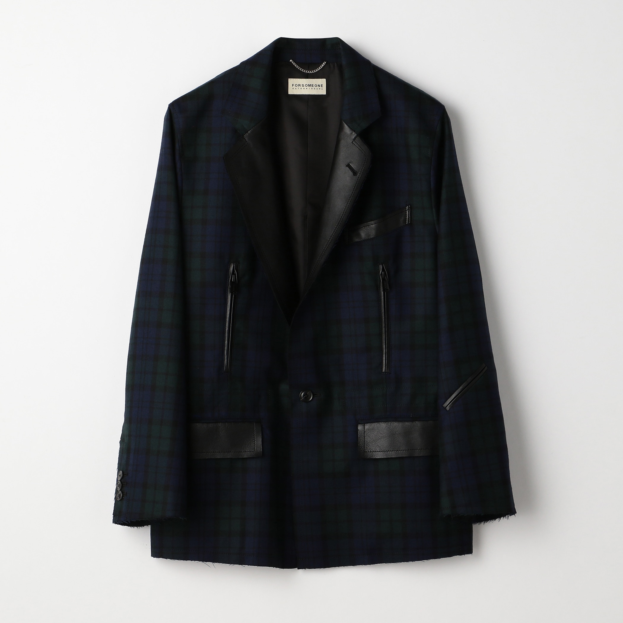 FUNCTION TAILORED JACKET 詳細画像 Green 1