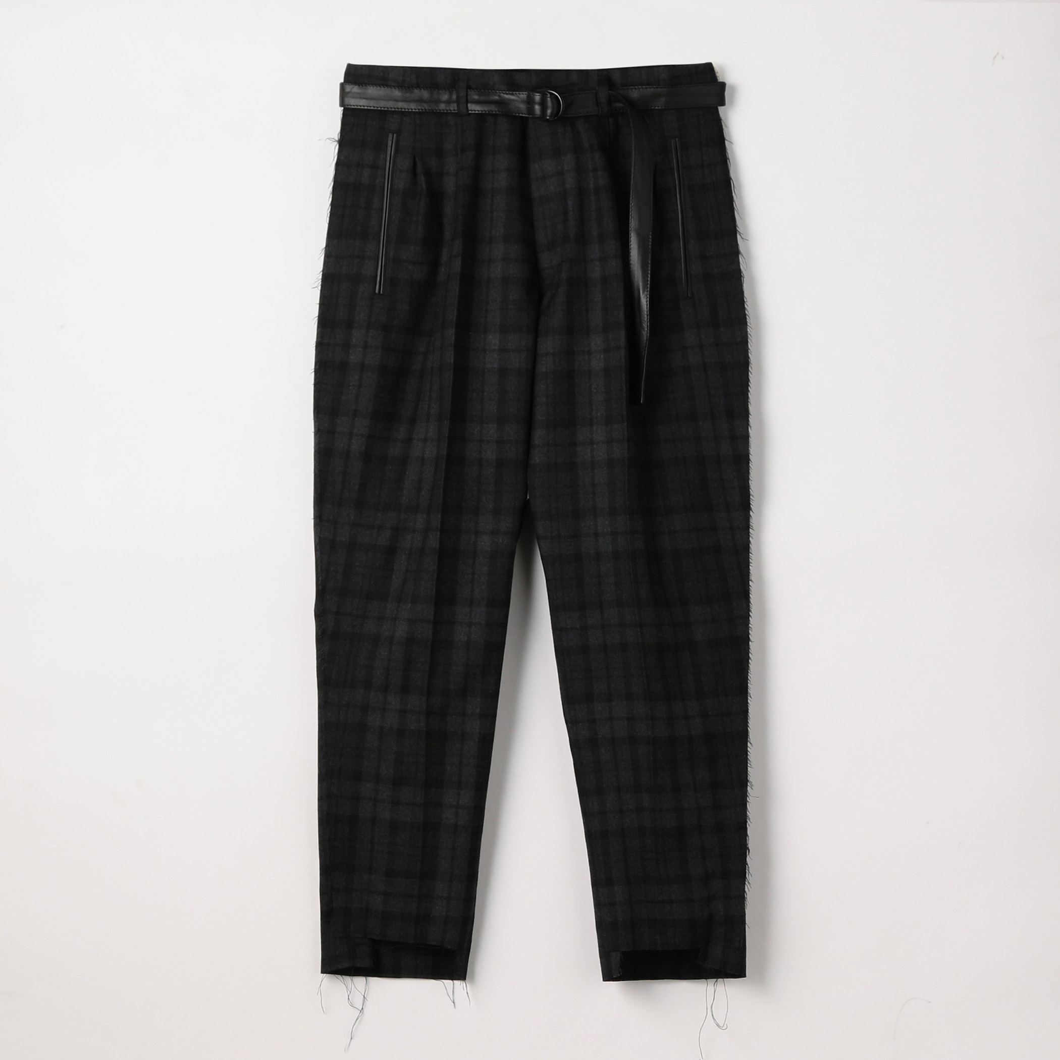 TAILORED TROUSERS 詳細画像 C.Grey 1