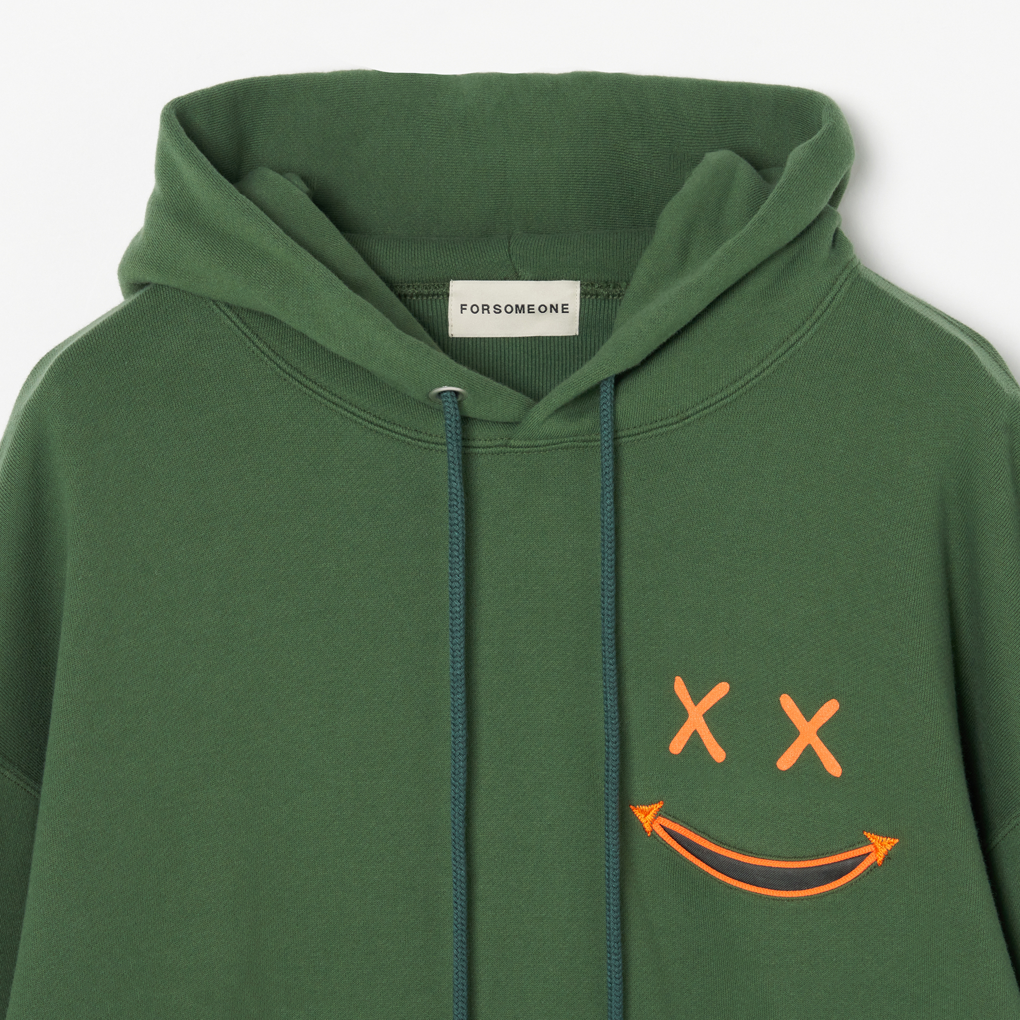 SMILE HOODIE 詳細画像 Green 10