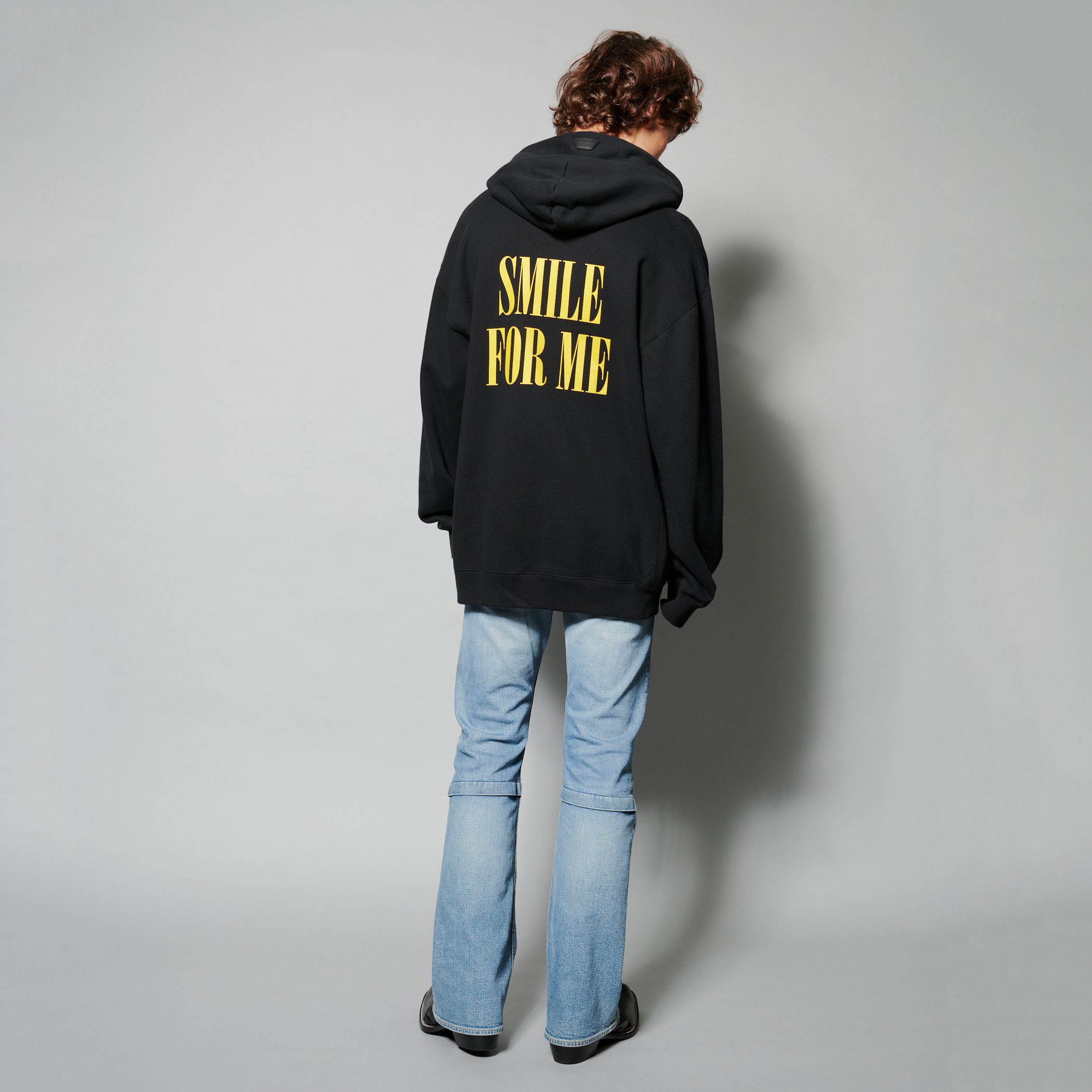SMILE HOODIE 詳細画像 Green 2