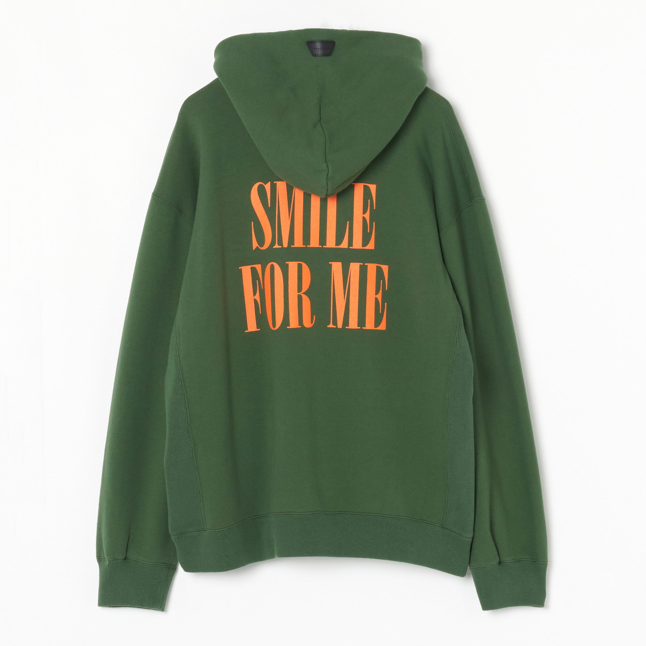 SMILE HOODIE 詳細画像 Green 9