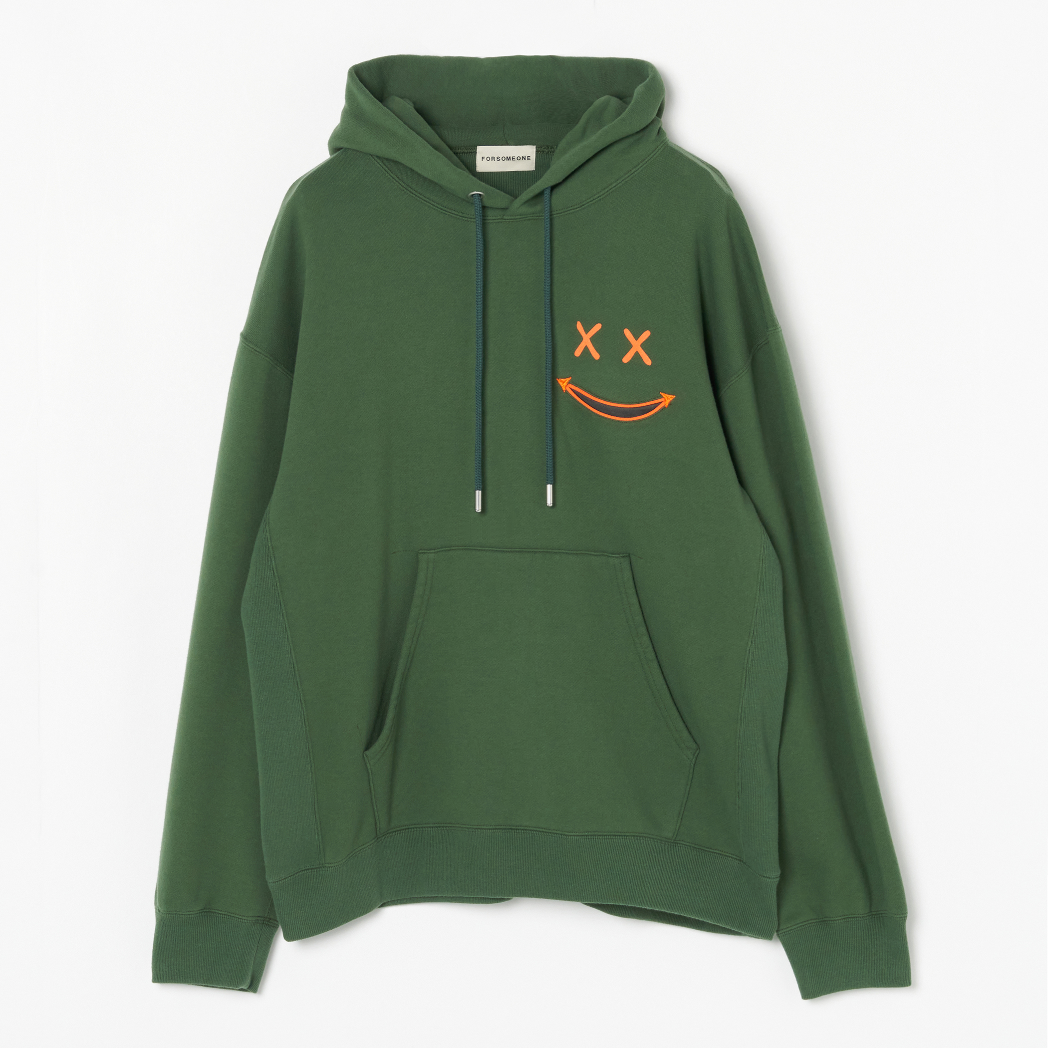 SMILE HOODIE 詳細画像 Green 1