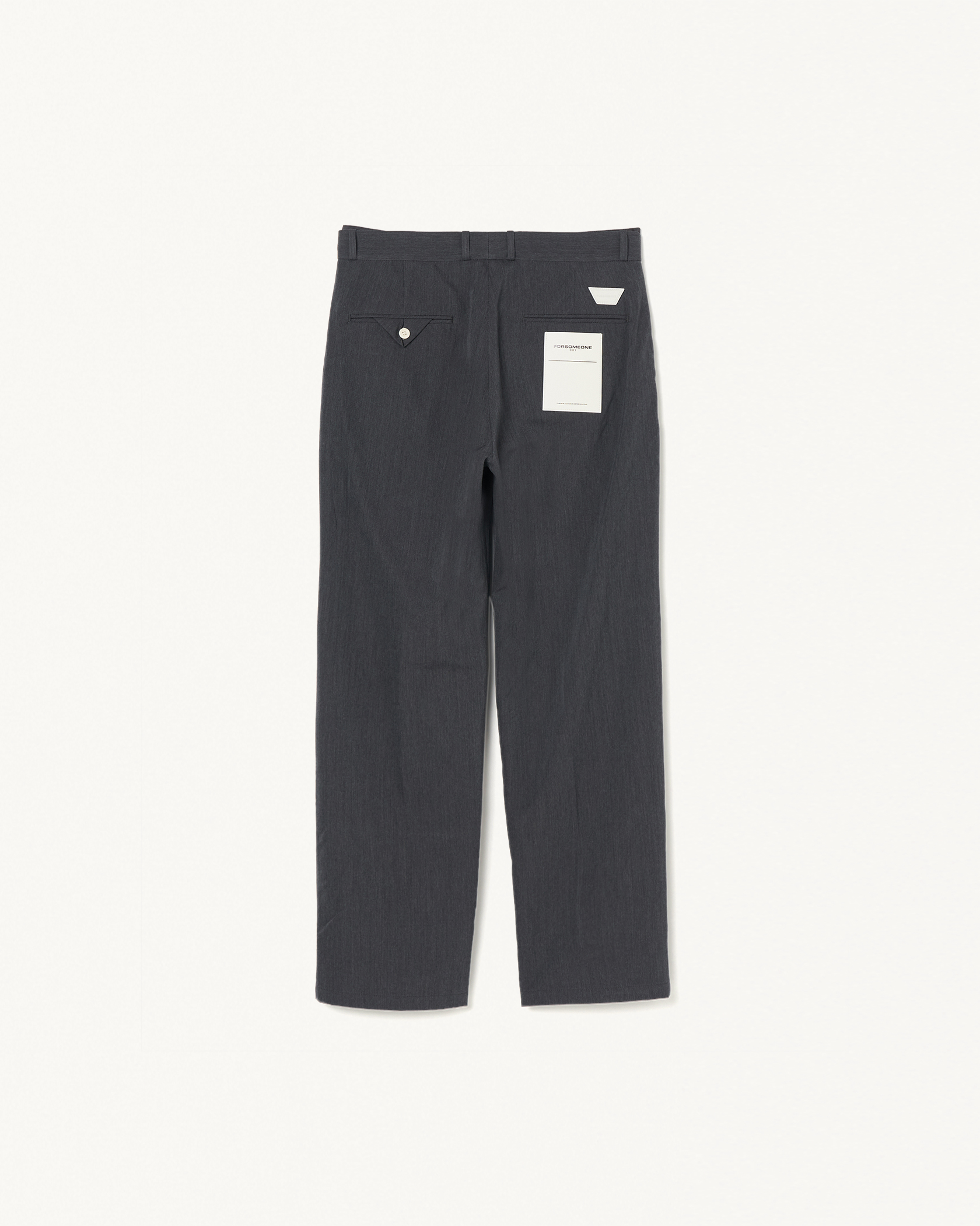 WORK TROUSERS 詳細画像 Navy 2