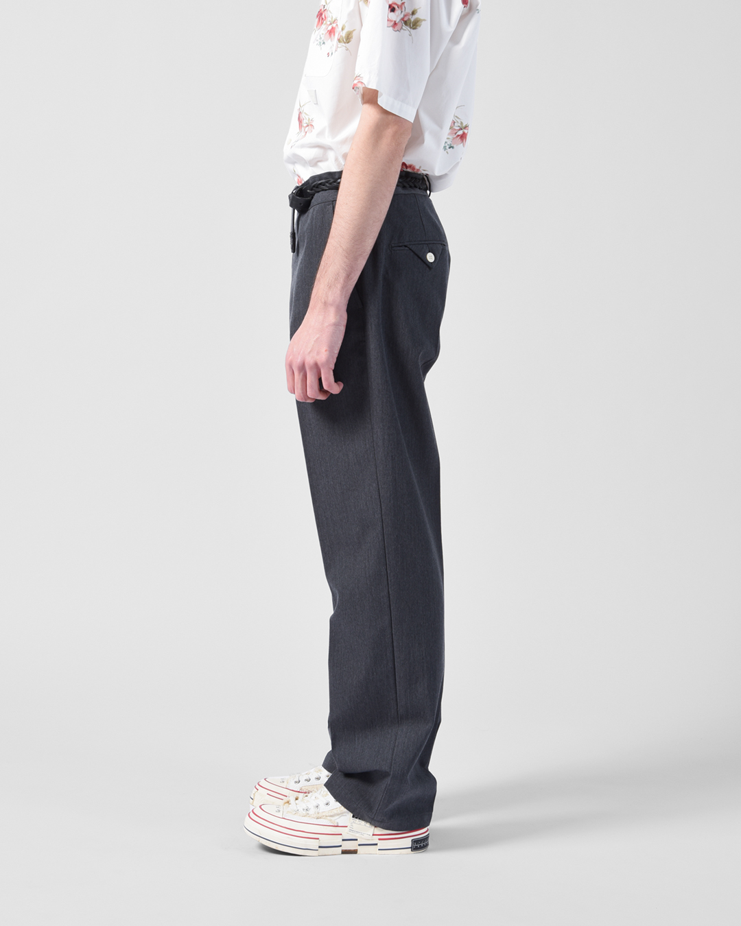 WORK TROUSERS 詳細画像 Navy 8