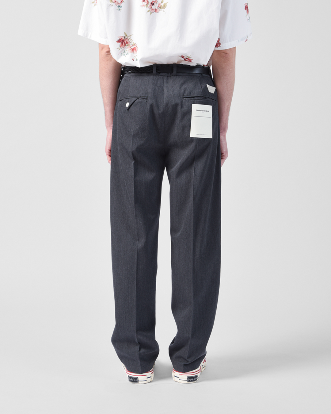 WORK TROUSERS 詳細画像 Navy 9