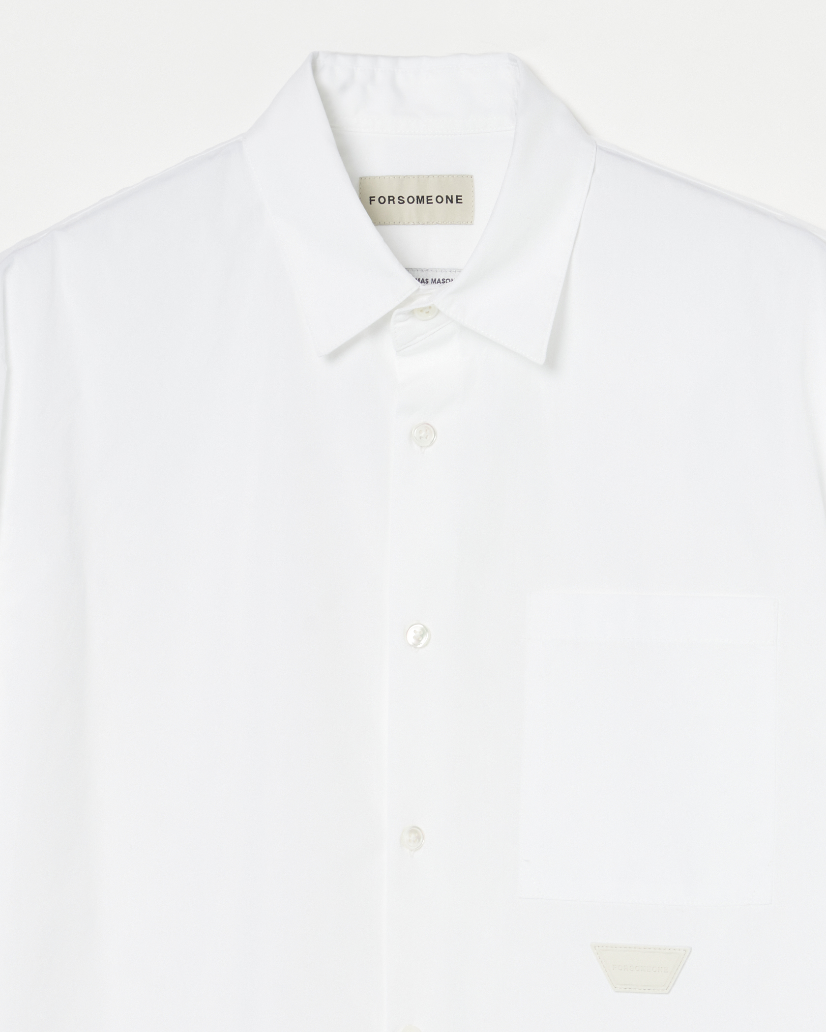 THOMAS BROAD SHIRT 詳細画像 Beige 11