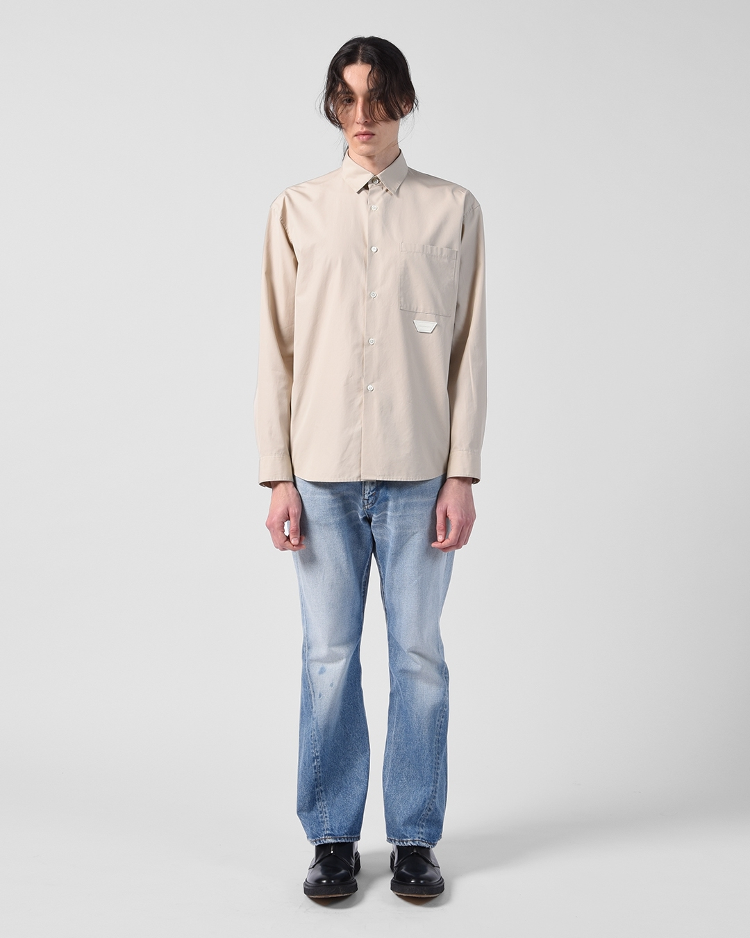 THOMAS BROAD SHIRT 詳細画像 Beige 4