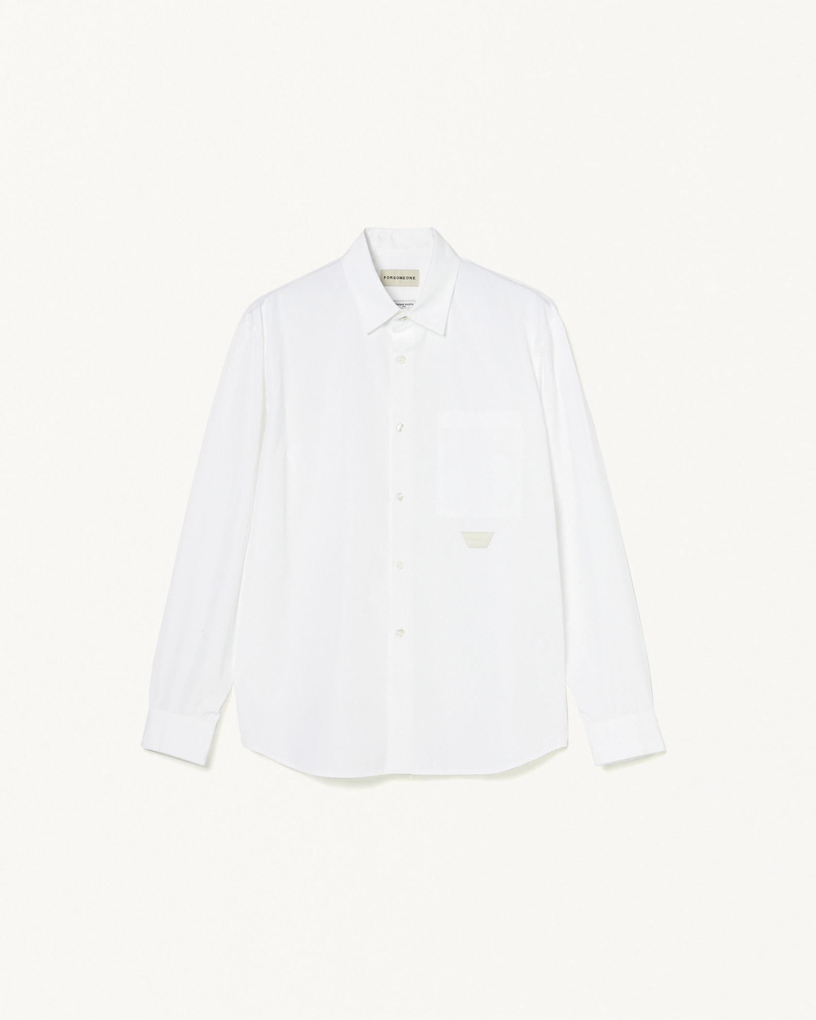 THOMAS BROAD SHIRT 詳細画像 Beige 7