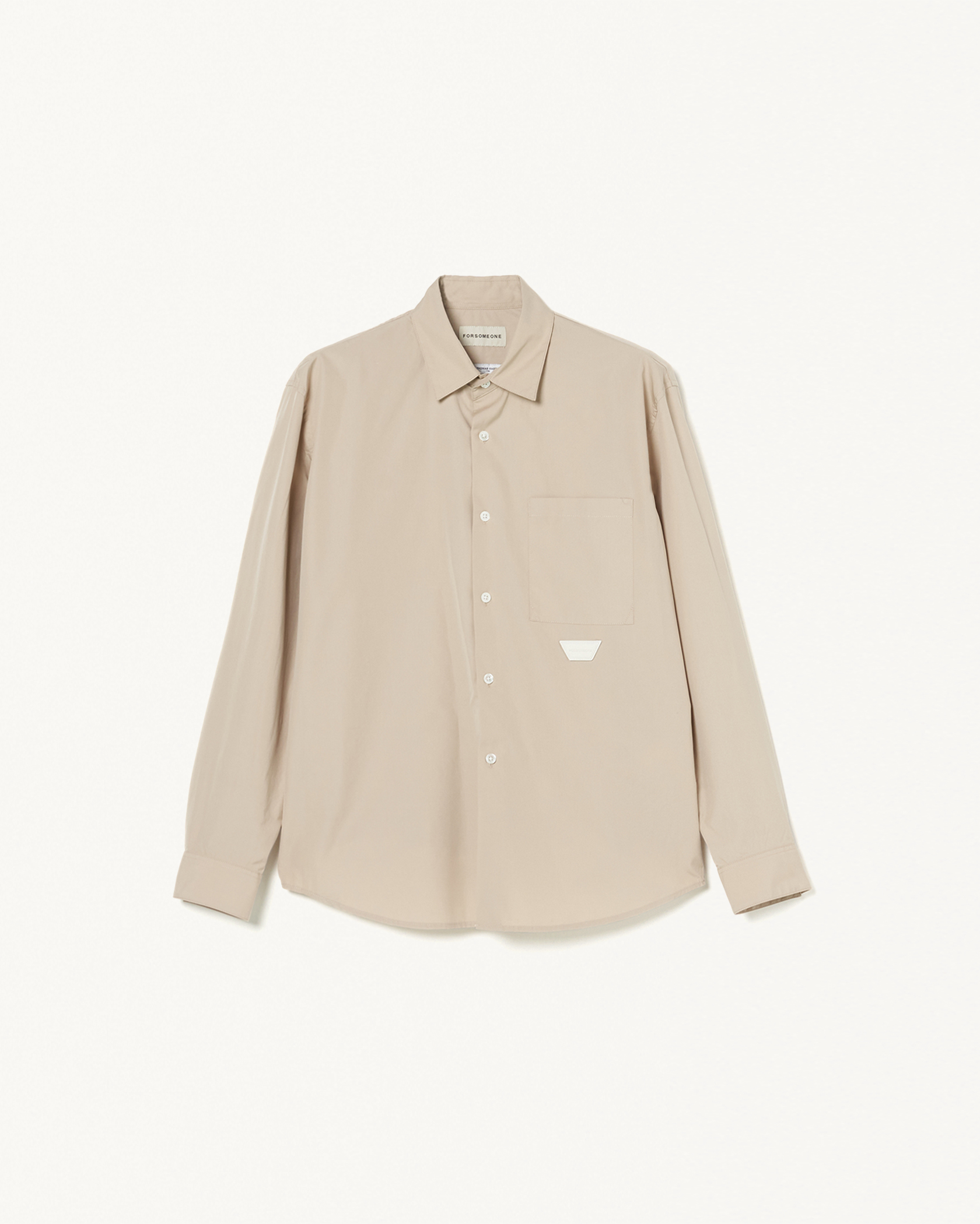 THOMAS BROAD SHIRT 詳細画像 Beige 8