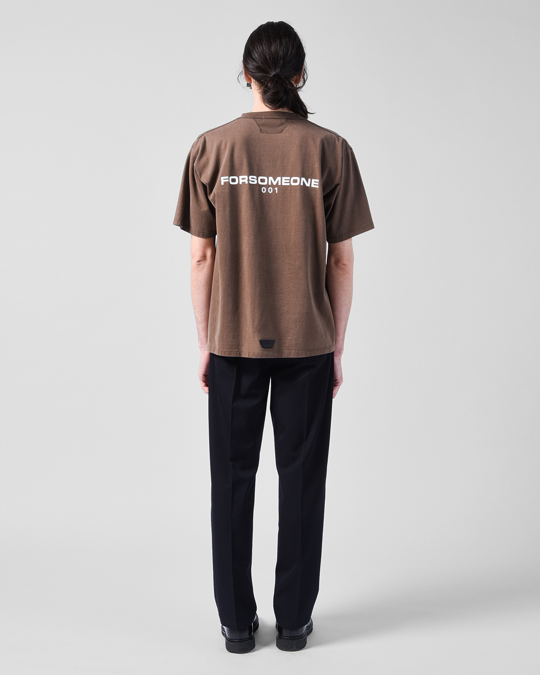 BACK FSO 001 TEE 2.0 詳細画像 Brown 10