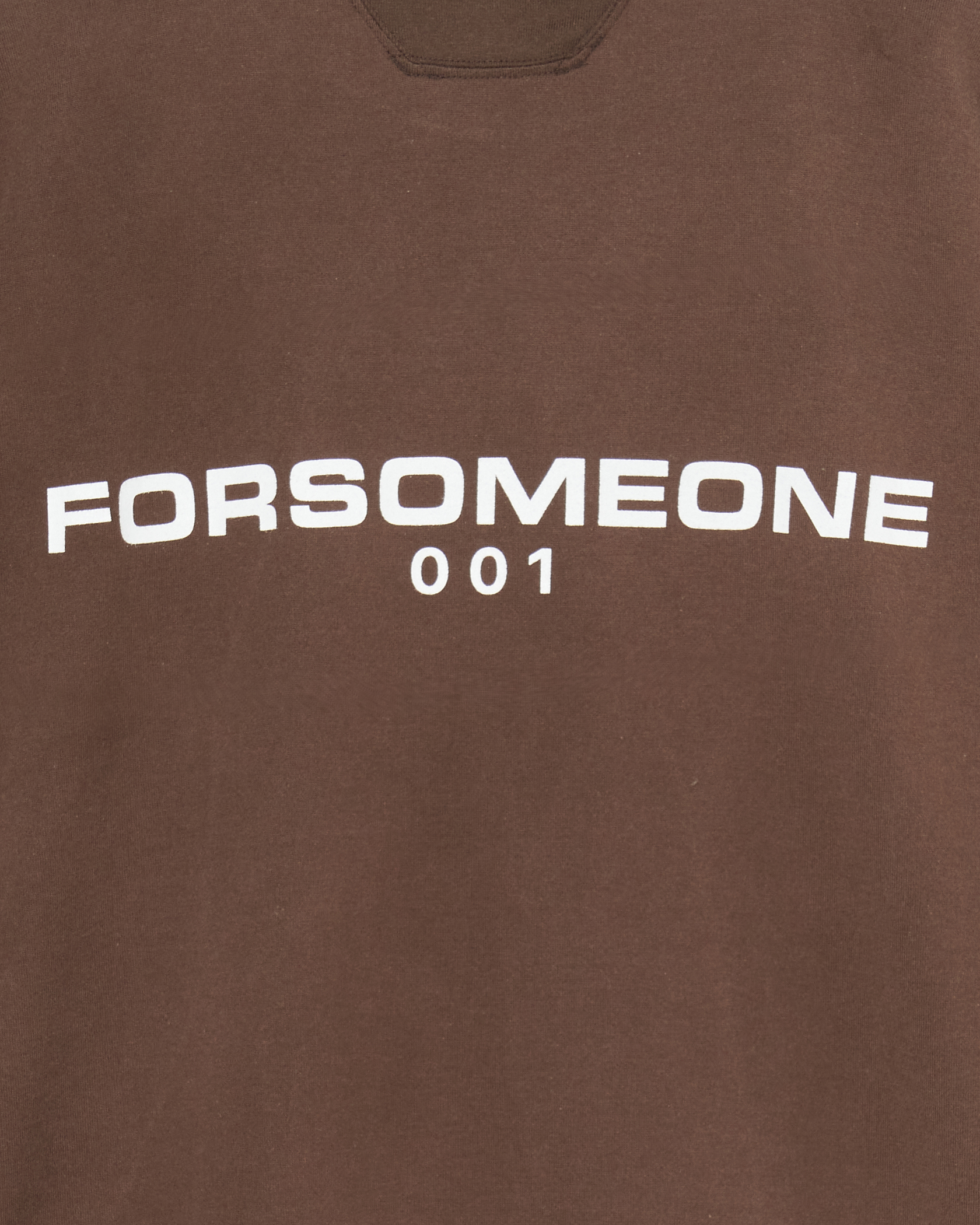 BACK FSO 001 TEE 2.0 詳細画像 Brown 17