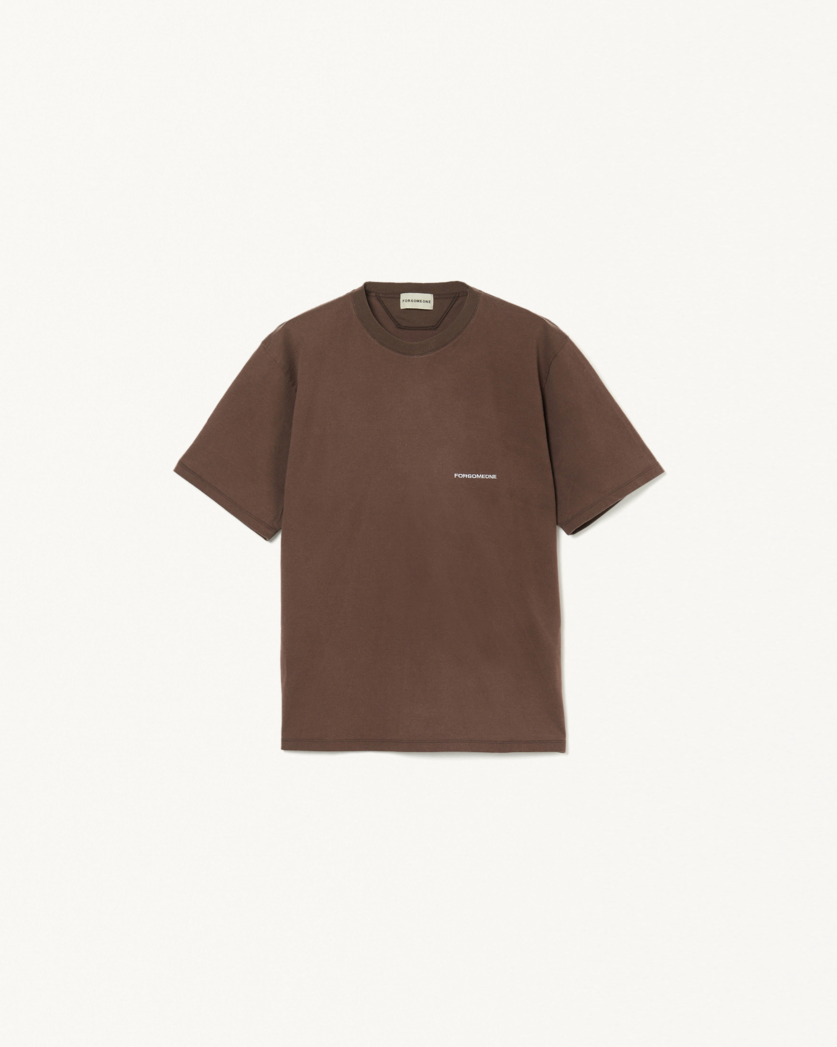 BACK FSO 001 TEE 2.0 詳細画像 Brown 7
