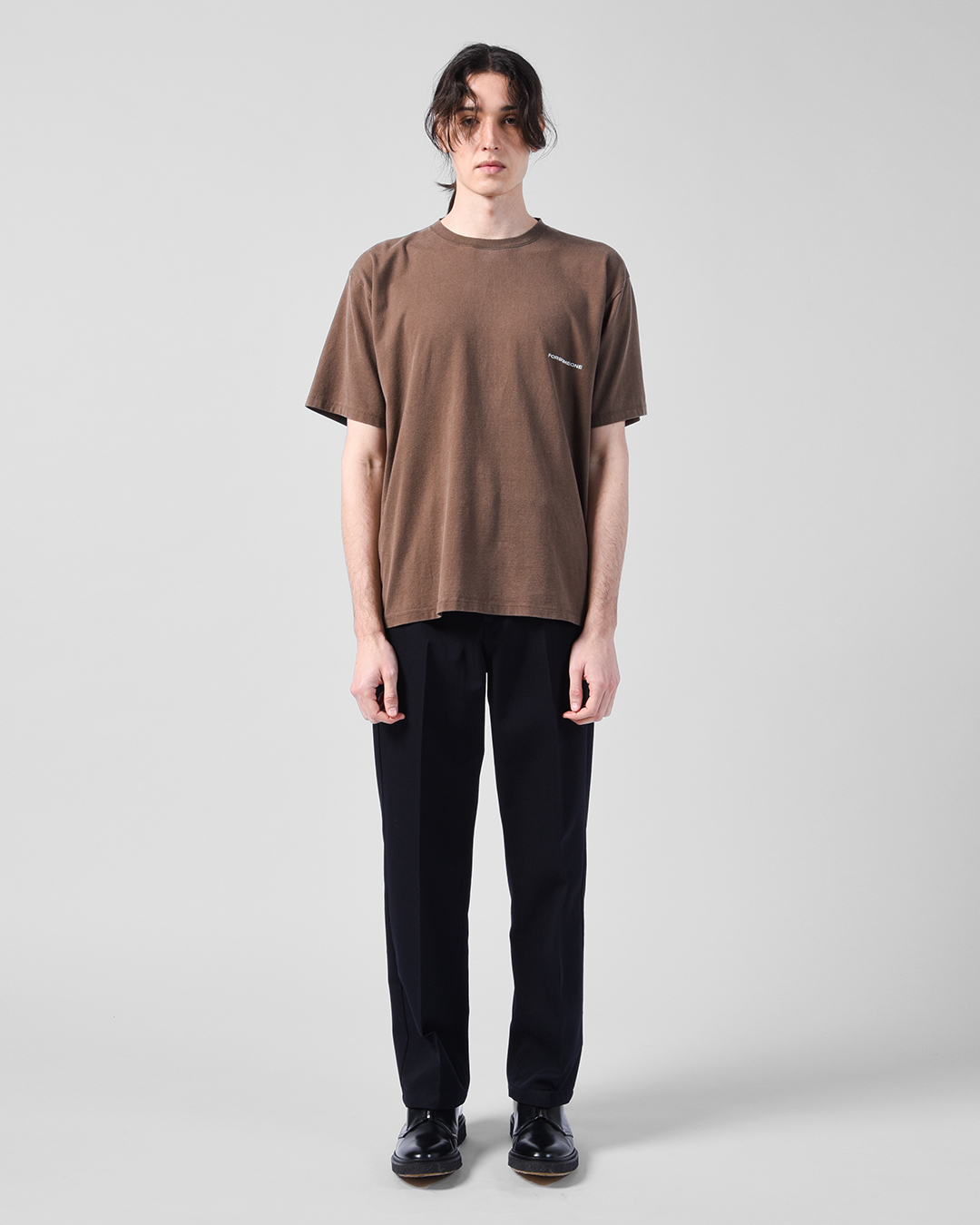 BACK FSO 001 TEE 2.0 詳細画像 Brown 9