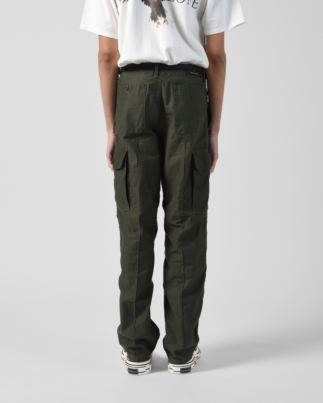 CARGO TROUSERS 詳細画像 Olive 10