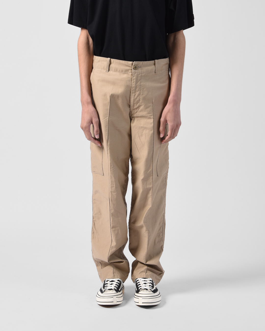 CARGO TROUSERS 詳細画像 Olive 12