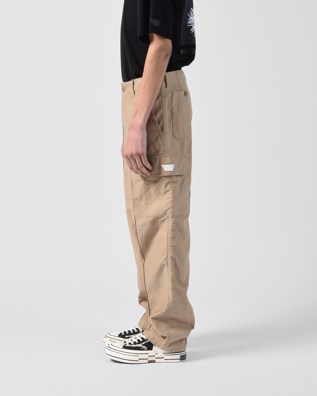 CARGO TROUSERS 詳細画像 Olive 13