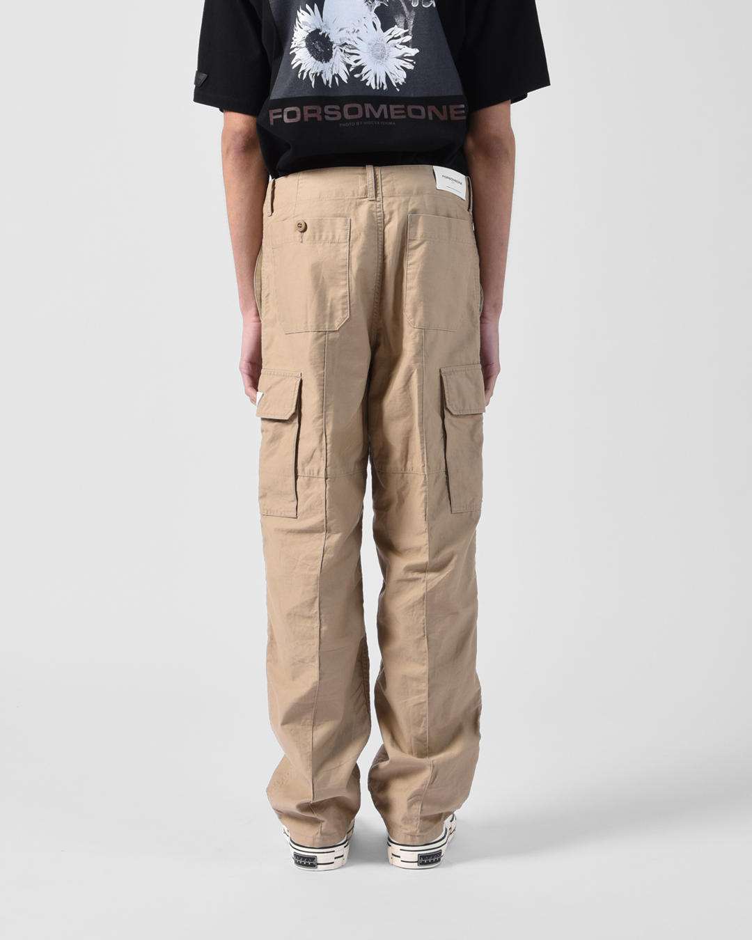 CARGO TROUSERS 詳細画像 Olive 14