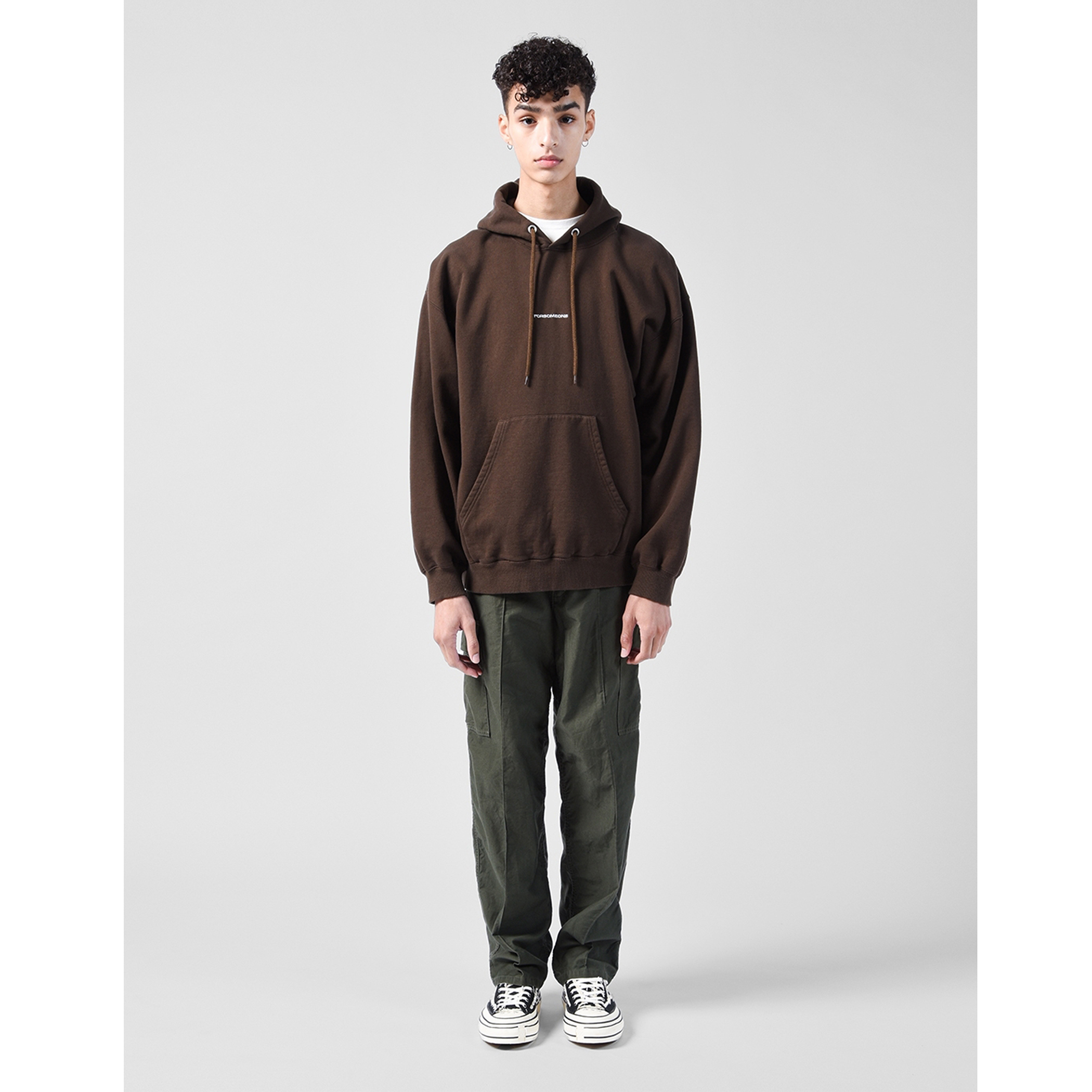 FSO EMBRO HOODIE 詳細画像 Brown 1