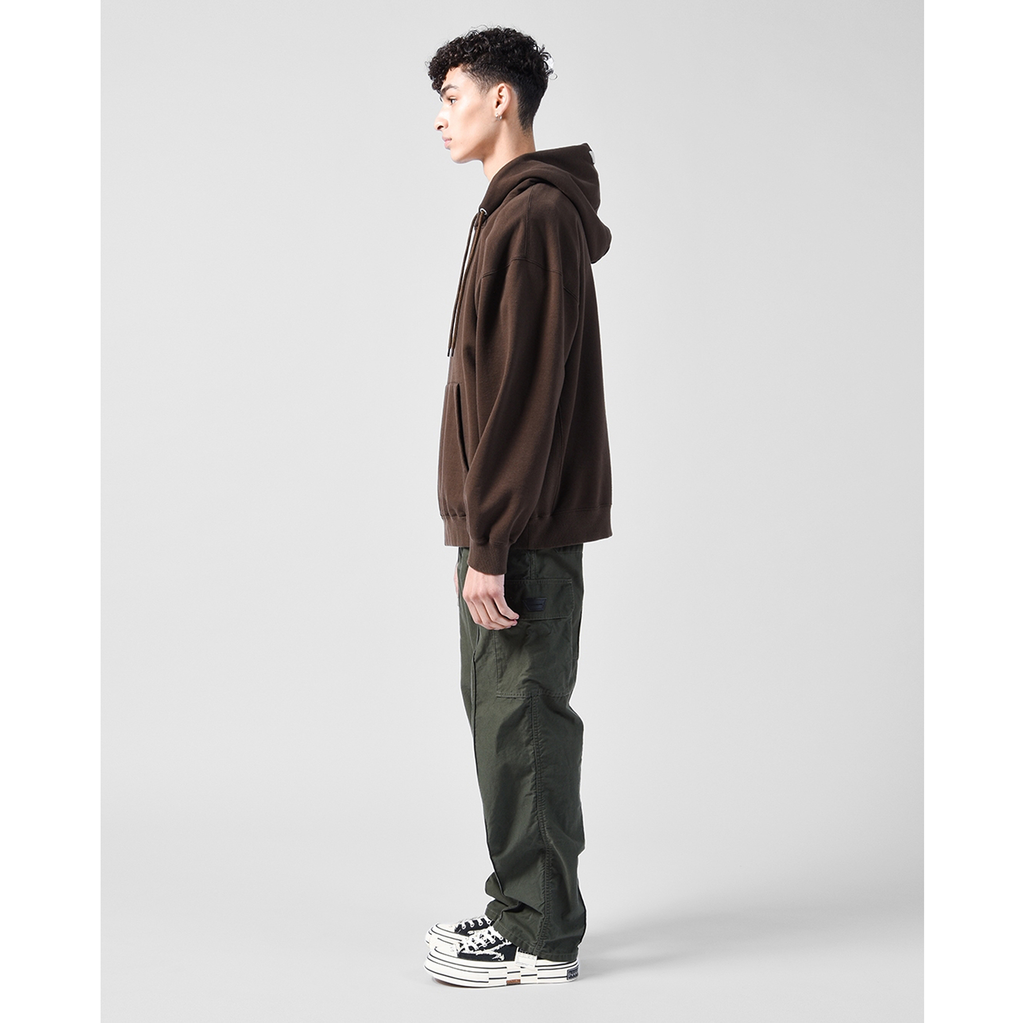 FSO EMBRO HOODIE 詳細画像 Brown 2