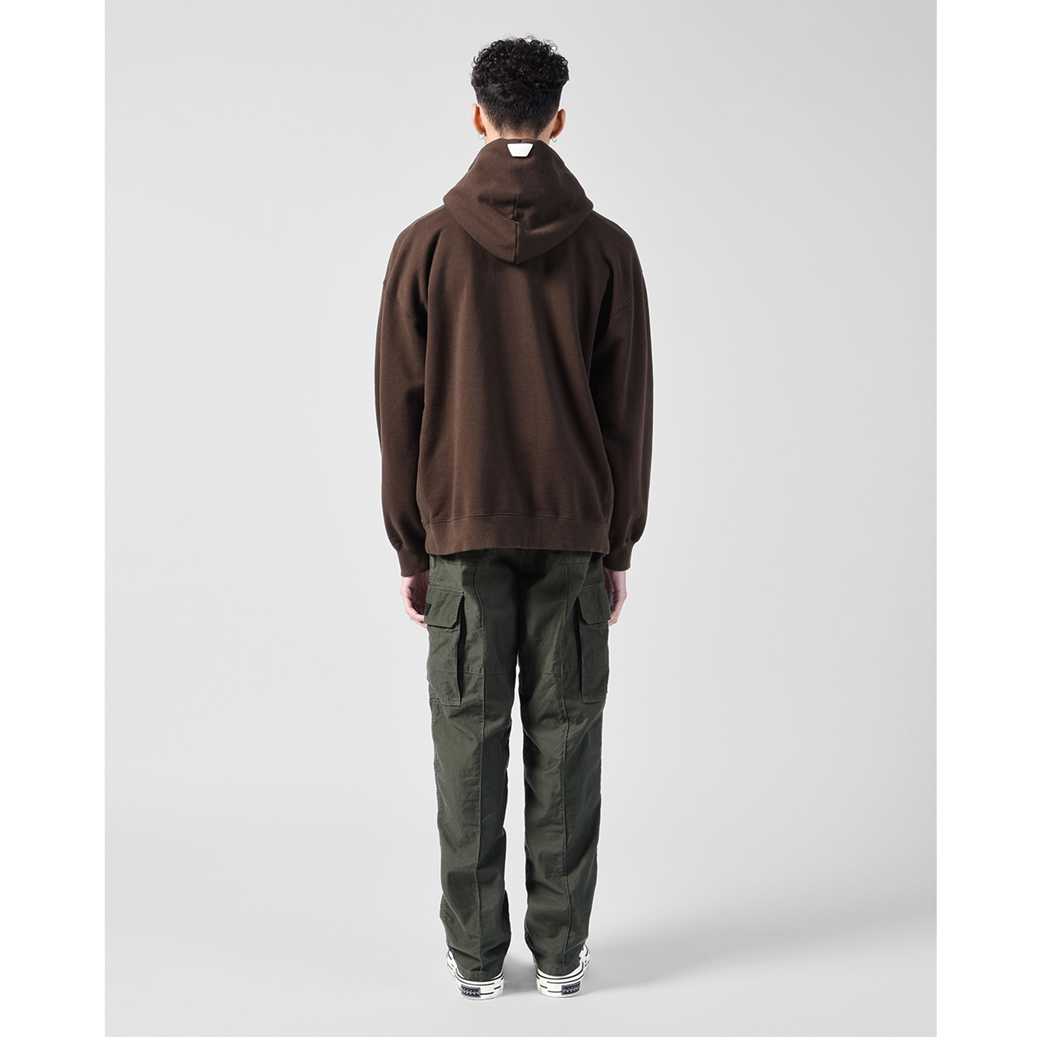 FSO EMBRO HOODIE 詳細画像 Brown 3